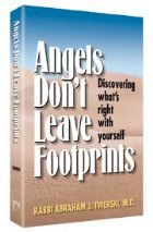 Angels Don't Leave Footprints (HardCover)