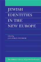 Jewish Identities In The New Europe