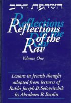 Reflections of the Rav (Volume 1)