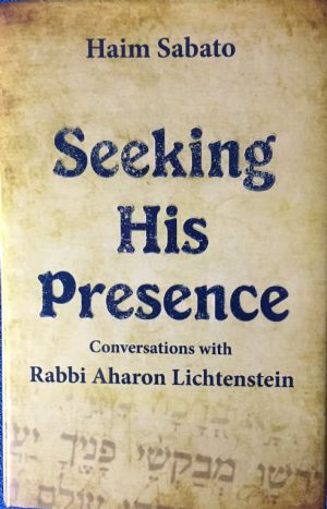 Seeking His Presence